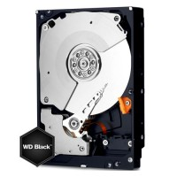 Western Digital Black- 4TB