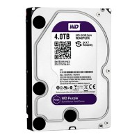 Western Digital Purple Surveillance 64MB Cache- 4TB