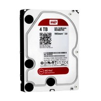 Western Digital Red Edition 64MB Cache WD40EFRX- 4TB