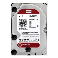 Western Digital Red Pro WD2002FFSX- 2TB