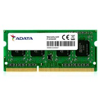 ADATA  Notebook Memory CL11 8GB 1600MHz DDR3L